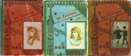 esselstynes 3 different covers
