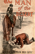 the man of the desert cloth cover thumb